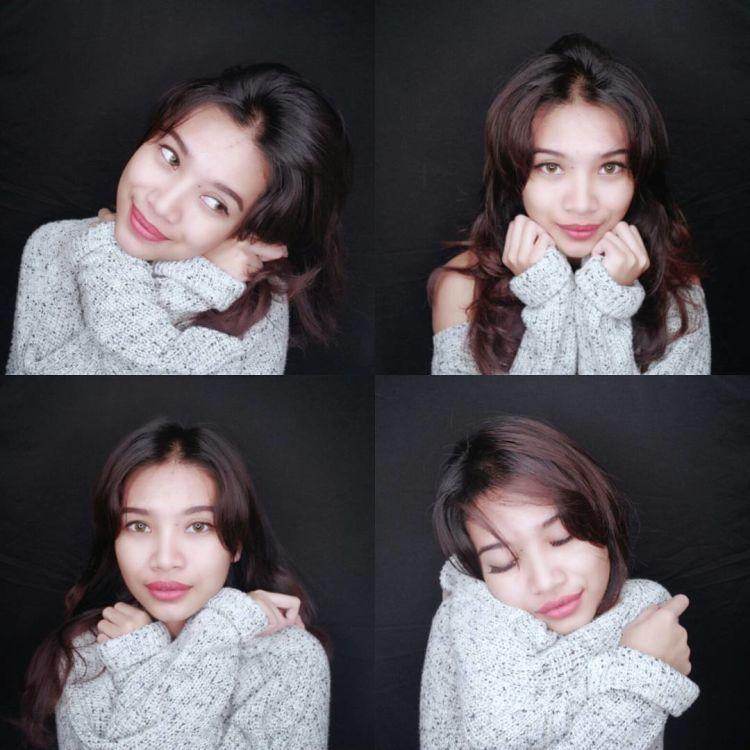 bibir tebal itu indah @pricillaangela