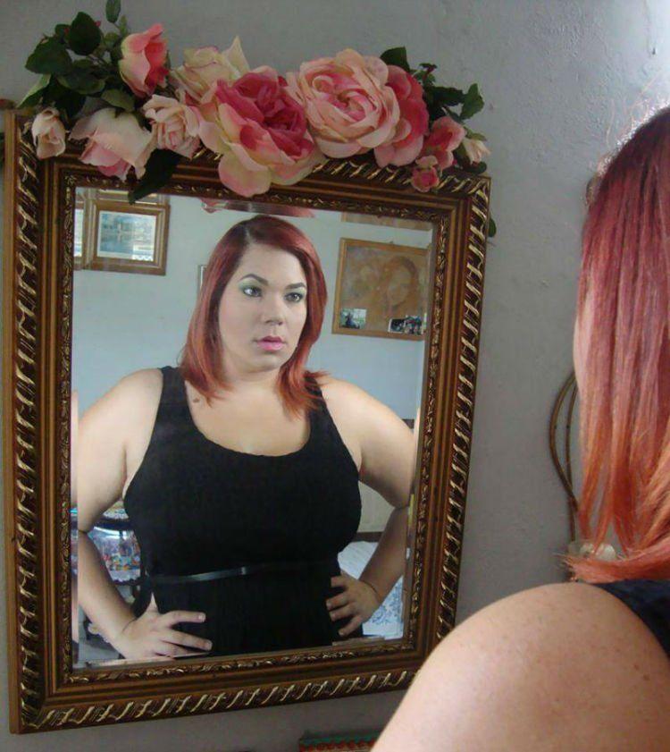 """Pasang """"kamu cantik"""" di cermin biar PD terus"""
