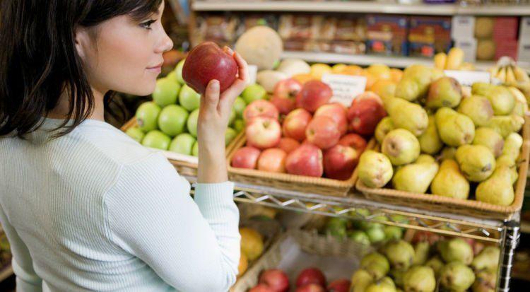 konsumsi buah dan sayur