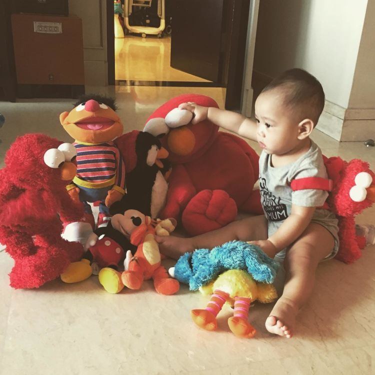 Rafathar and friends..