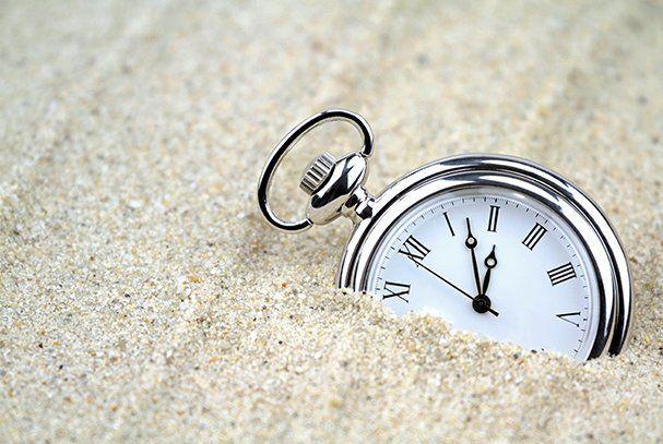 Pertimbangkan juga waktu yang akan terbuang.