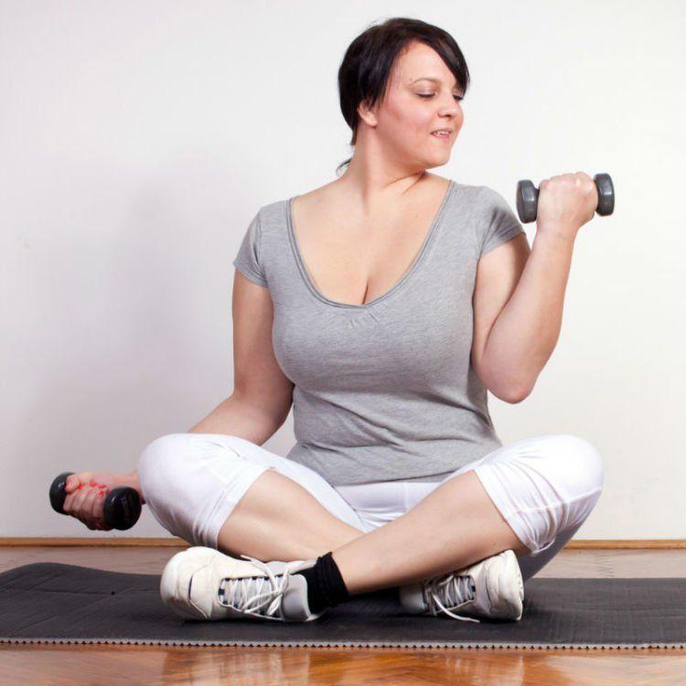 Olahraga buat kesehatan, bukan penampilan