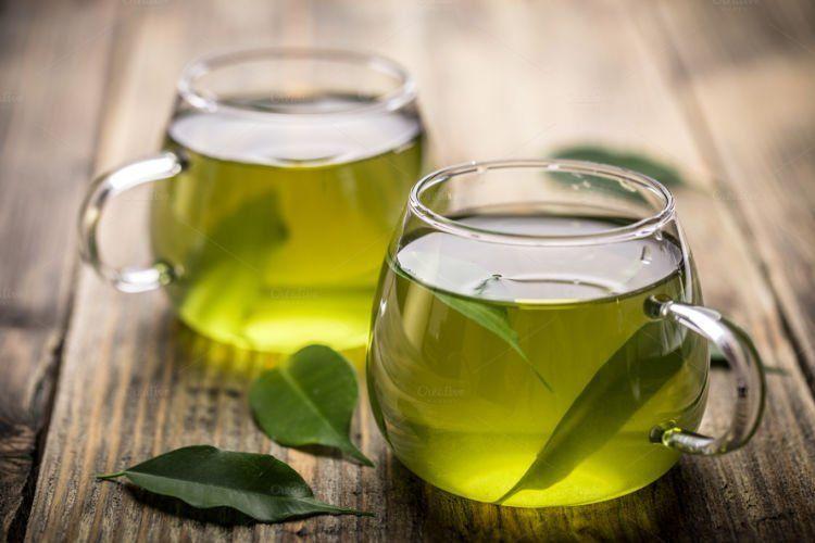 Green tea memang juara