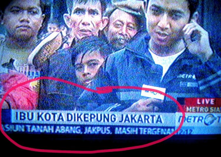 Jakarta sama Ibukota bedanya dimana ya?