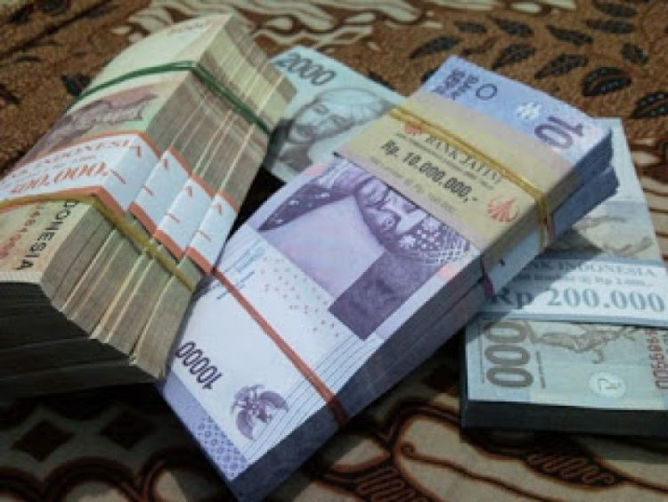 uang baru~