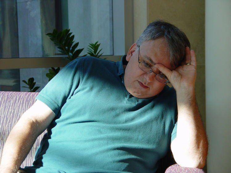 kesedihan ayah setelah marah-marah