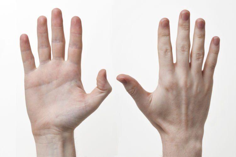 menggerak-gerakkan tangan membantu meredakan kesemutan