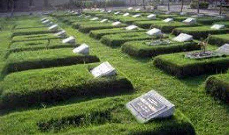 Makam terpadu