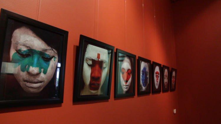 Ini salah satu pameran mereka, anak-anak Serbuk Kayu Surabaya