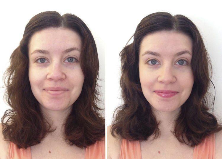 makeup dasar