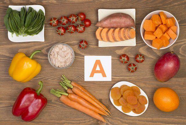 sumber makanan yang dibutuhkan untuk kesehatan mata