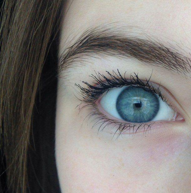 Mata adalah jendela hati.
