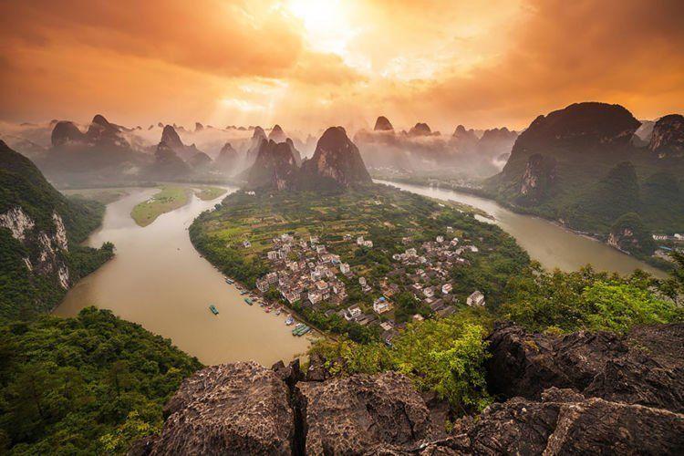 Yangshuo, Xingping.