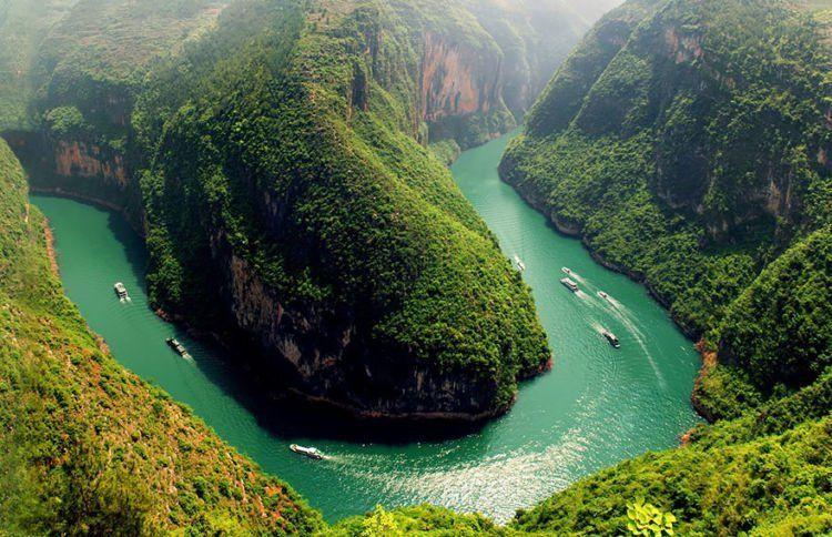 Sungai Yangtze..