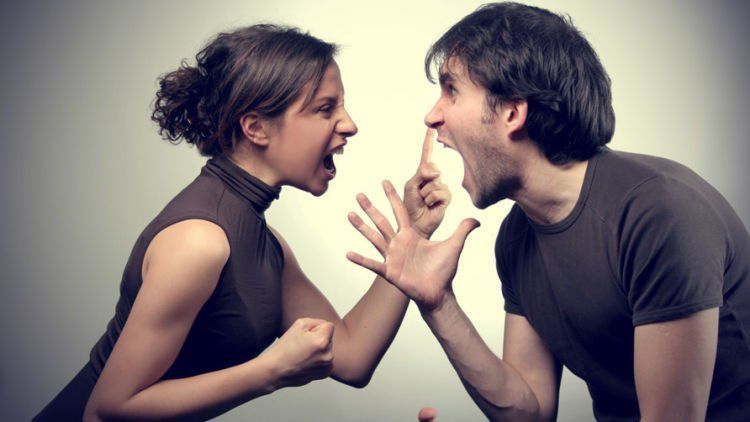 Hati-hati, jangan sampai berujung pertengkaran.