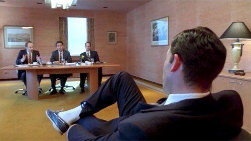 Kalau lagi interview, kekurangan-kekurangan jangan ditunjukkan