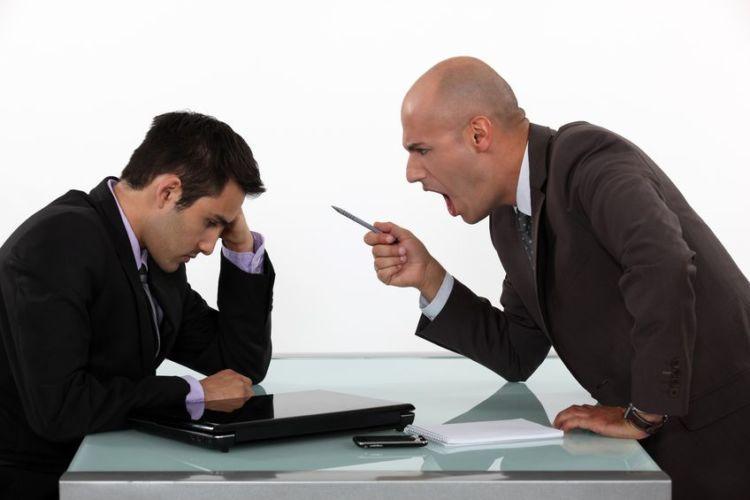 Bos marah karena kamu kurang piknik