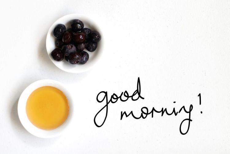 ucapkan selamat pagi