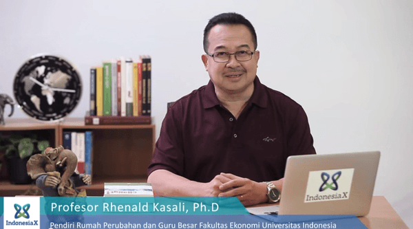 Rhenald Khasali,