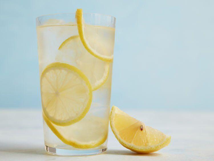 infused water penggemur lemak di perut