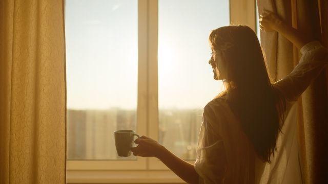 Bangun pagi