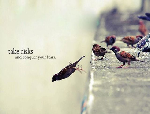 Ambil risiko