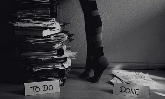 Berhenti menunda-nunda
