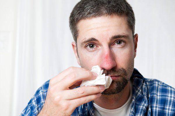 mudah terkena flu
