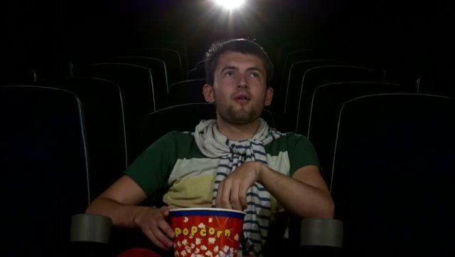 Bioskop milik sendiri