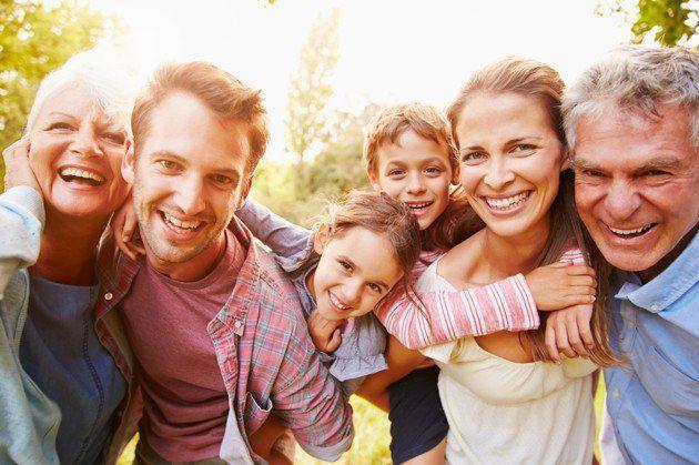 Liburan bareng keluarga