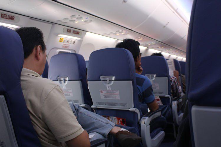 Pak Rahman sudah sakit sebelum naik pesawat