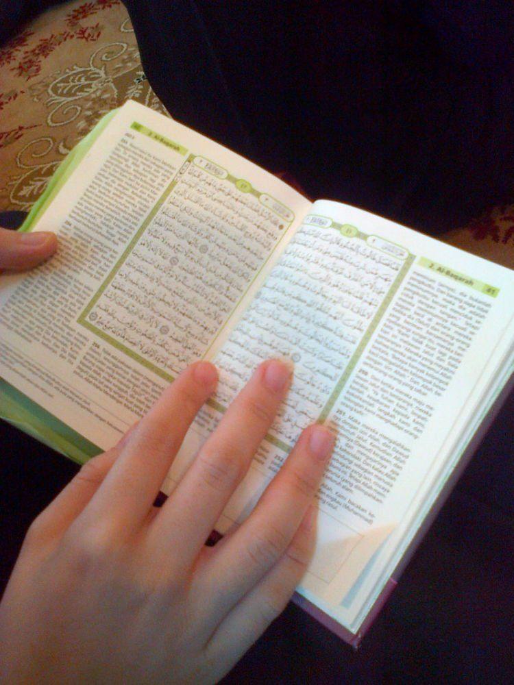 Cukup baca dua lembar