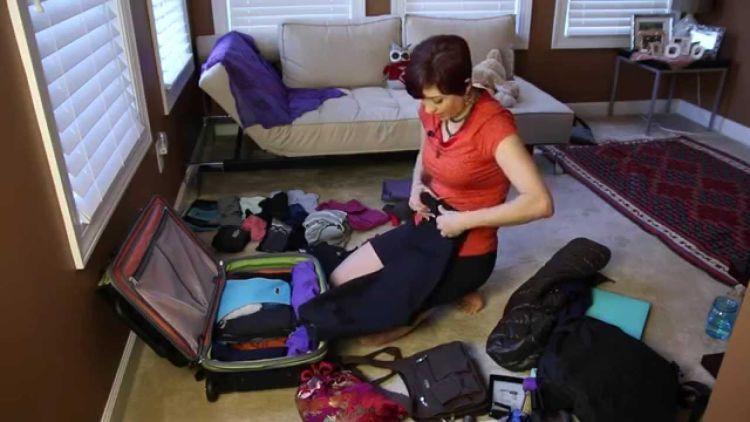 udah jangan kelamaan, buruan packing sekarang