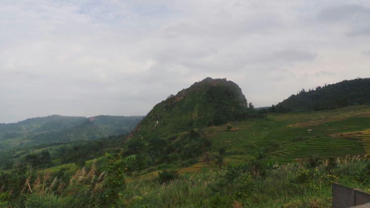 Inilah Gunung Hejo yang mistis itu