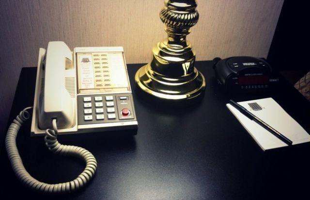 telepon hantu