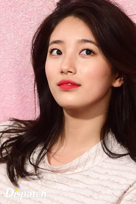 tipis aja mascaranya kayak mba Suzy Miss A