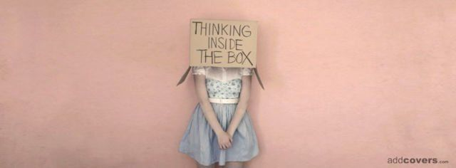 Kali ini harus inside the box