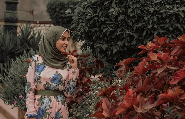 Hijab juga pandai merawat diri