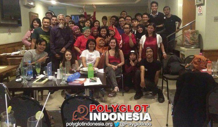 Komunitas Polyglot Indonesia.