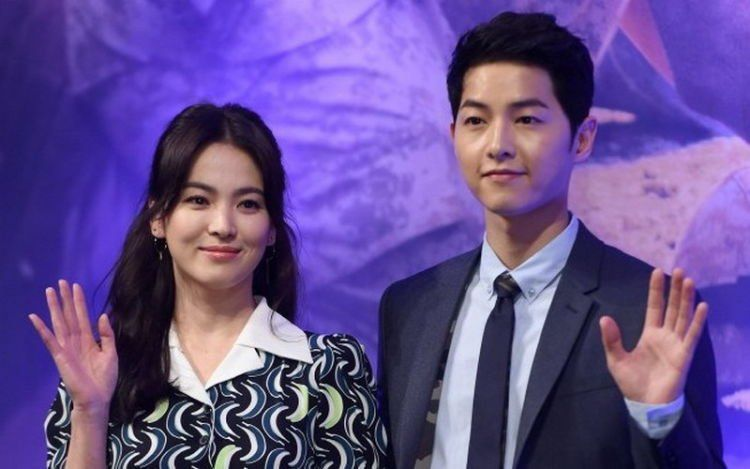 Hye Gyo didapuk jadi bintang tamu dalam fan meeting-nya Joong Ki.