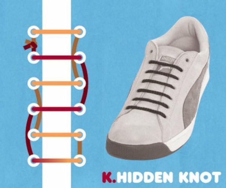 hidden knot.
