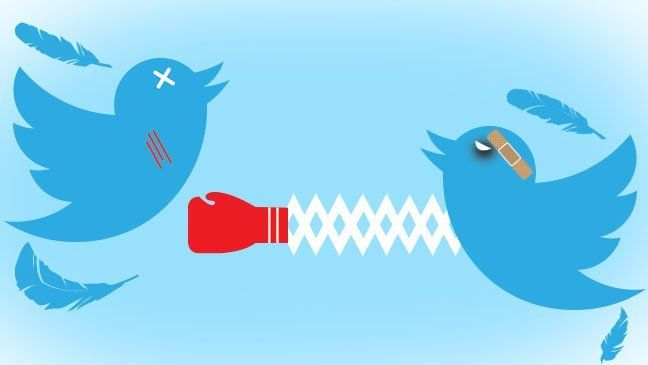 tweet war aja deh <3