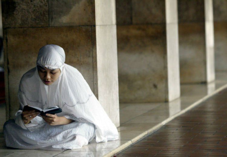 Muslimah hitung mnstruasinya juga