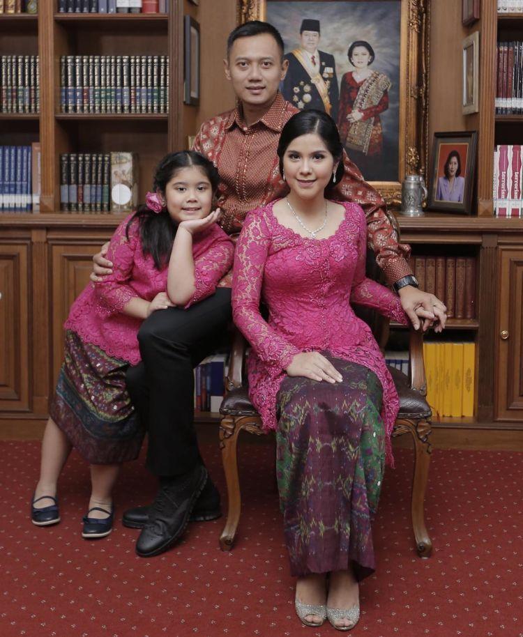 Bersama Almira dan Agus Yudhoyono