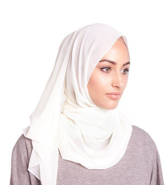 jilbab segi empat :)