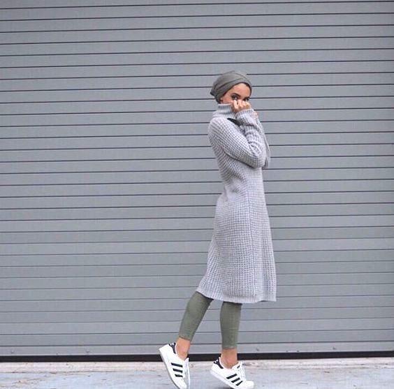 hijab street untuk kamu yang sporty