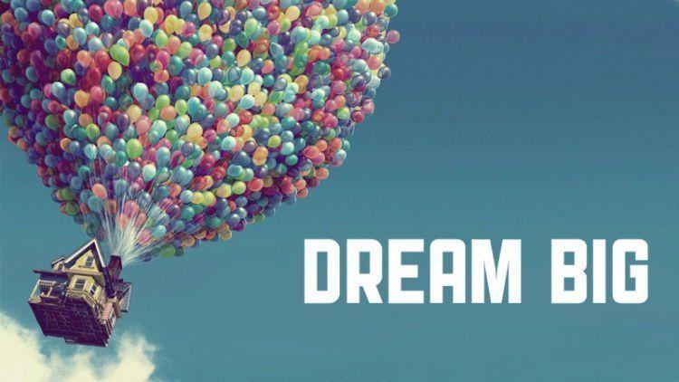 Nggak takut bermimpi karena kamu yakin bisa mewujudkannya.