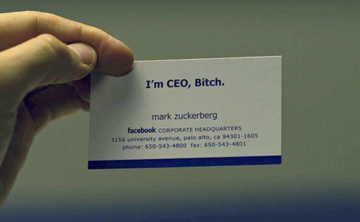 siapa tahu nanti jadi kayak mark zuckerberg <3