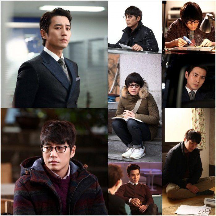 transformasi Joo Sang Wook di drama 'Cunning Single Lady'