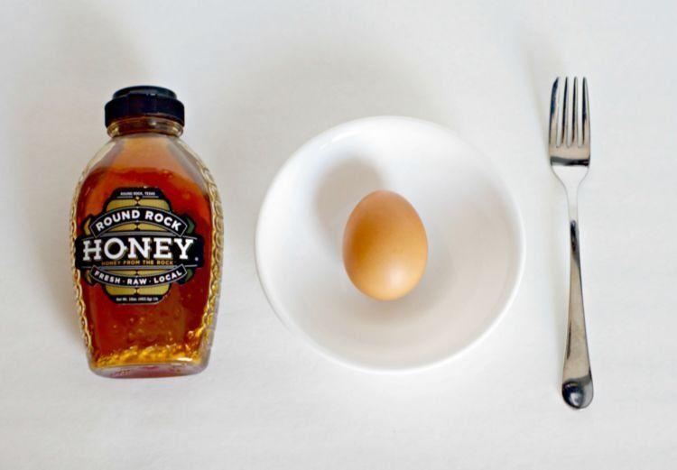 ramuan putih telur plus madu